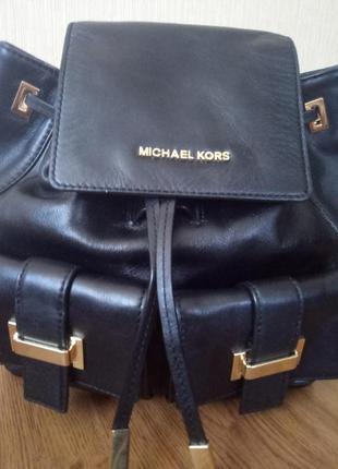 Michael kors рюкзак оригинал