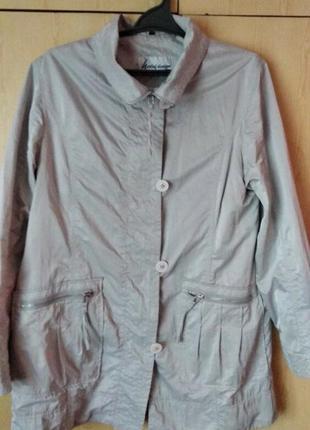 Ветровка 52-54 размер куртка
