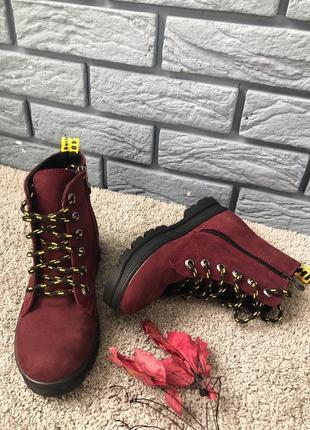Новинка детские зимние ботинки