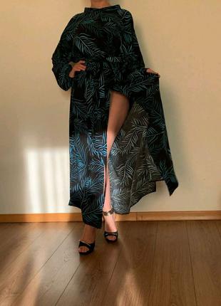 Платье oversize