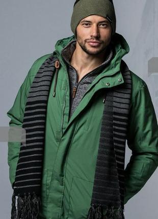 Оригинальная утепленная мужская куртка Сarra - Топ качество!