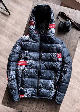Весенняя мужская курточка