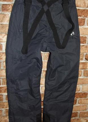 Лыжные штаны 13-14 лет crane термо штаны полукомбинезон