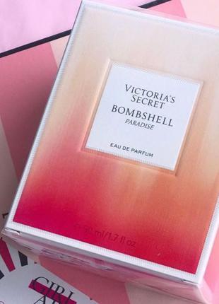 Парфуми BOMBSHELL PARADISE від Victoria's Secret