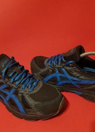 Asics gel-sangaku 40р. 25.5см кроссовки для бега и тренировок