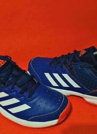 Adidas court stabil 38р. 24см кроссовки волейбол, гандбол, теннис