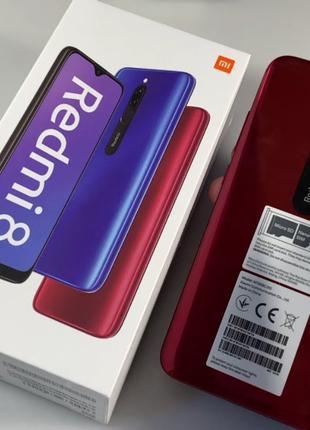 Телефон Xiaomi Redmi 8