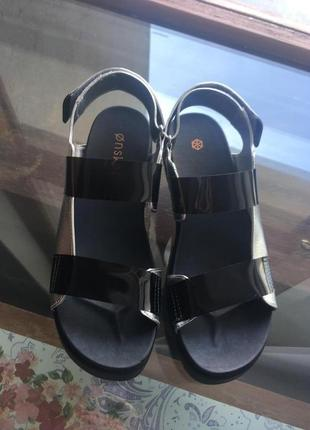 Босоножки сандали на липучках onsker эксклюзив