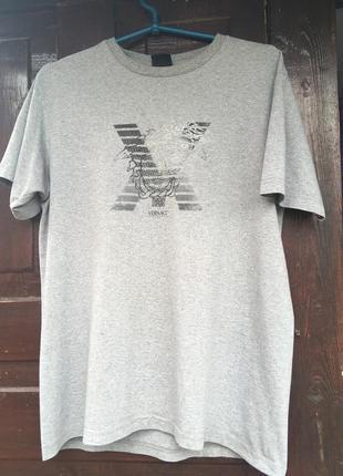 Versace jeans couture футболка версаче оригинал