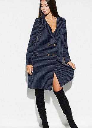 Платье пиджак двубортное karree
