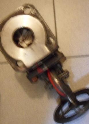 вентиль   нержавеющий  15 нж 22 п   Ду50