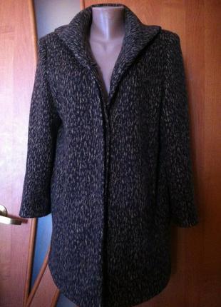 Крутое пальто#оверсайз#принт#классика#стиль