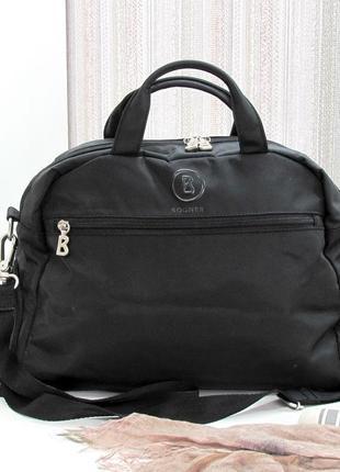 Классная сумка bogner, германия. оригинал