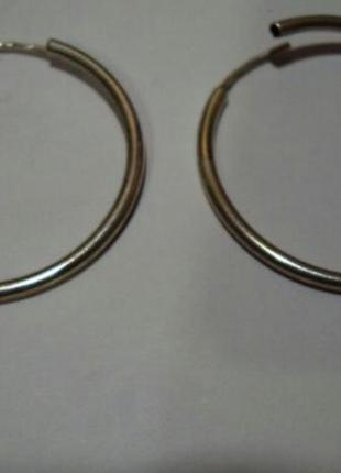 Серебро 925 проба . серьги кольца сережки кульчики производств...