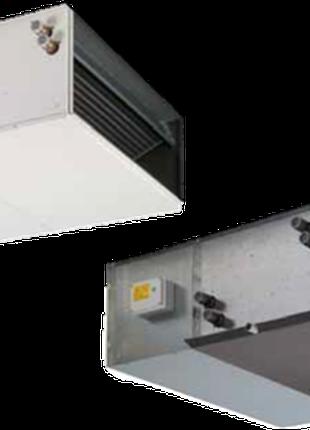 Середньонапірні канальні фанкойли (108-343 Па) MAXA HCNА (7 кВт –