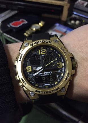 Часы наручные мужские G-Shock GA-100 casio