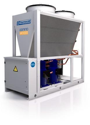 Тепловой насос воздух-вода Thermocold DOMINO HP XEA