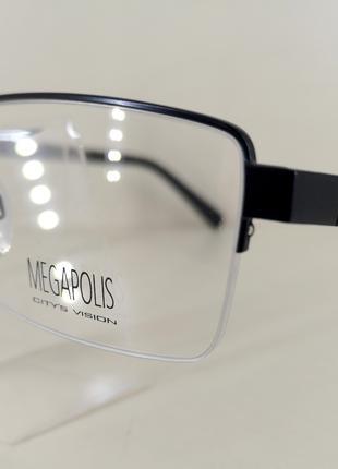 Оправа Megapolis 599 black