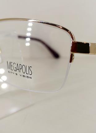 Оправа Megapolis 42 Gold