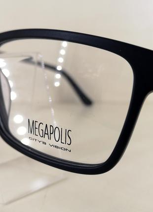 Оправа Megapolis 107 Nero