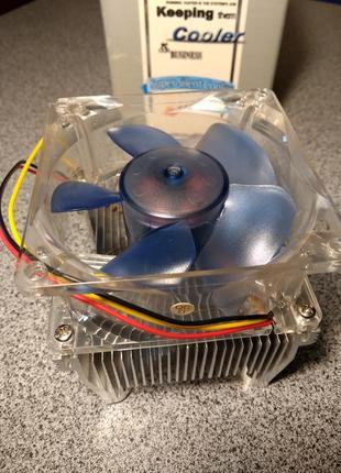Кулер TITAN TTC-D9TB/CU35/R1 для процессора AMD Socket A (Socket