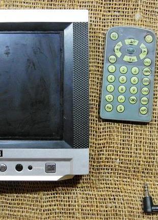 """LCD TV Huatong 6,4"""" - нерабочий!"""