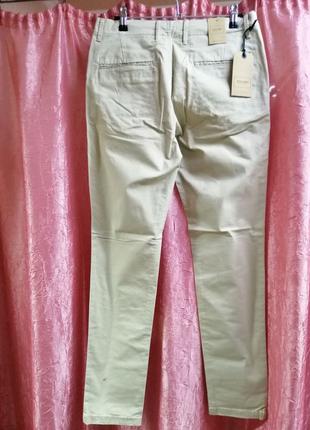 Летние коттоновые брюки.