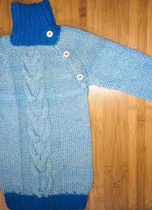 свитер размер 92-110