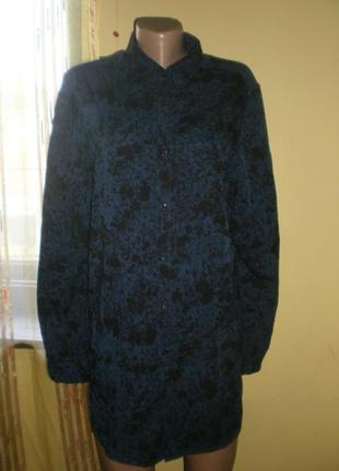Шикарна стильна та модна рубашка-туніка asos