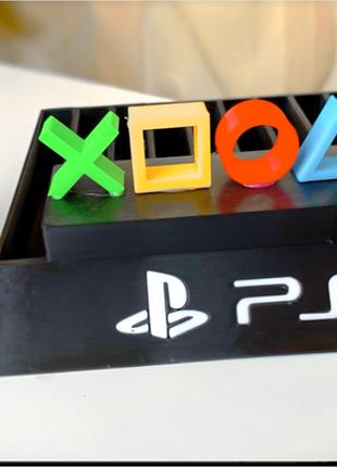 Набор sony PlayStation 3 в 1 (PS1,PS2,PS3,PS4,PS5,PSP,XBC,XBO)