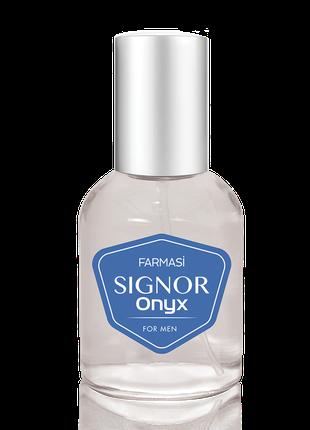 Парфюмированая вода Signor onyx Фармаси
