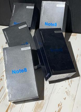 New Samsung Note 8 duos новий оригінал