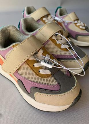 Кросівки для дівчинки zara (кроссовки для девочки фирмы zara)