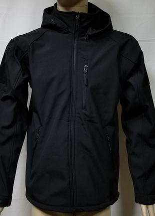 Куртка софтшел полиция . Цвет черный. 1 199 грн.