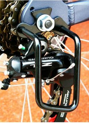 0049 Велосипедная стальная защита заднего переключателя скоростей