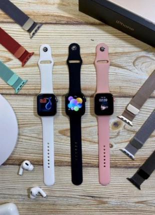 Смарт часы Т500 плюс умные часы Smart Watch T500 plus