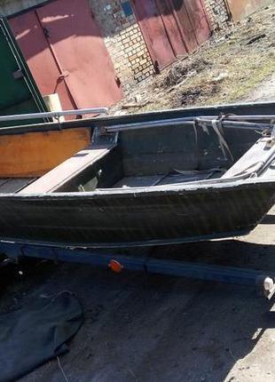 Лодка Казанка 6 с мотором