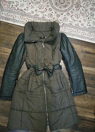 Фирменное пальто Gil Santucci ( Italy)