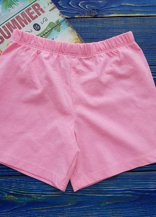 Яркие шорты для девочки на 3-4 года mothercare
