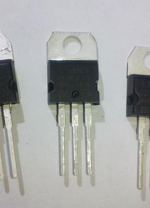 Микросхема стабилизатор L7805CV L7809CV L7812CV
