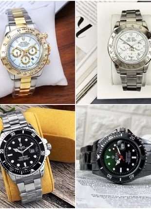 ТОП ПРОДАЖ! Часы Rolex (Ролексы) Мужские/Женские
