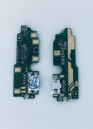 Шлейф для Xiaomi Redmi 4 Pro/Redmi 4 Prime, с разъемом зарядки, с