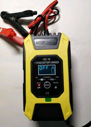 Foxsur 12V7A импульсное зарядное
