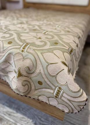 Красивое покрывало для кровати велюр
