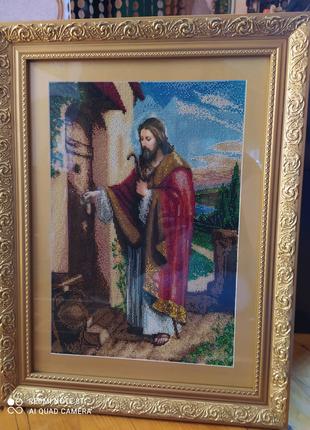 "Образ ""Ісус стукає у двері"""