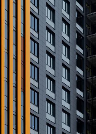 Монтаж мокрых и вентилируемых фасадных систем