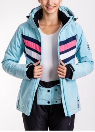 Горнолыжная лыжная куртка женская Just Play