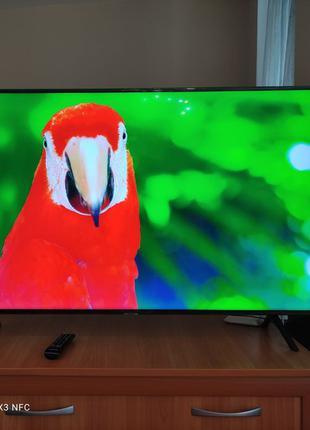 Телевизор Samsung 4k UHD UE55NU7120UA WI-FI