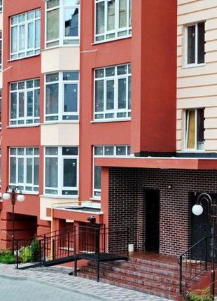 Квартира с хорошим видом и ремонтом на Мечникова, Green Life