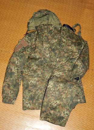Комбез + утепленная куртка защитного цвета, вещи в наличии💚+ск...
